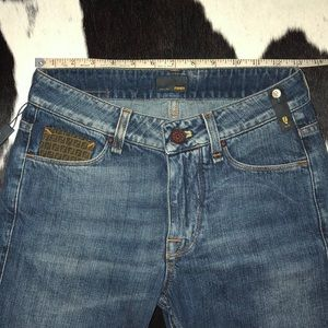 Fendi Jeans - Fendi Jeans, slim fit brand new with tags